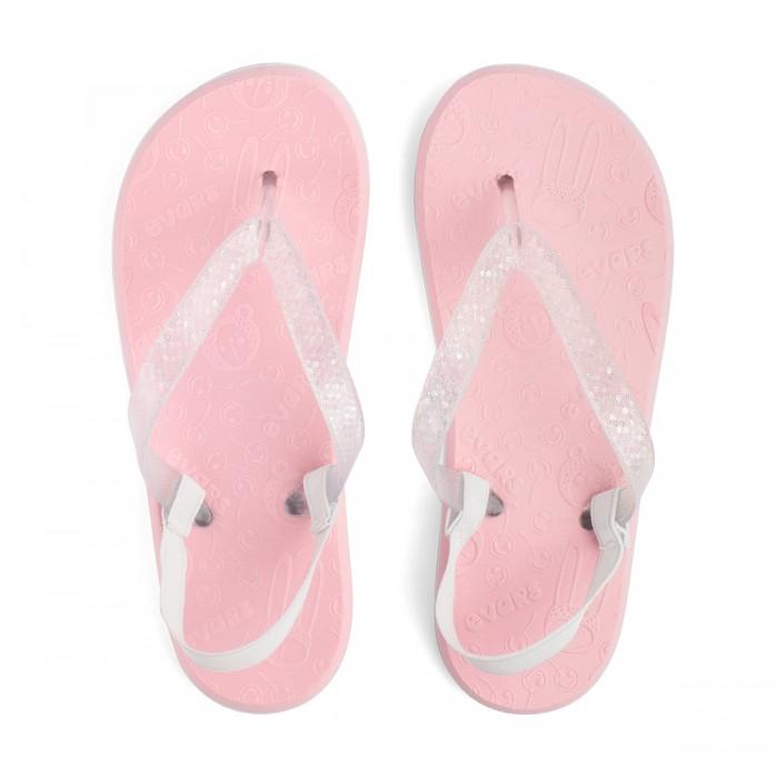 Пляжная обувь Evars Сланцы для девочек Cherry сланцы evars evars mp002xw1iohl