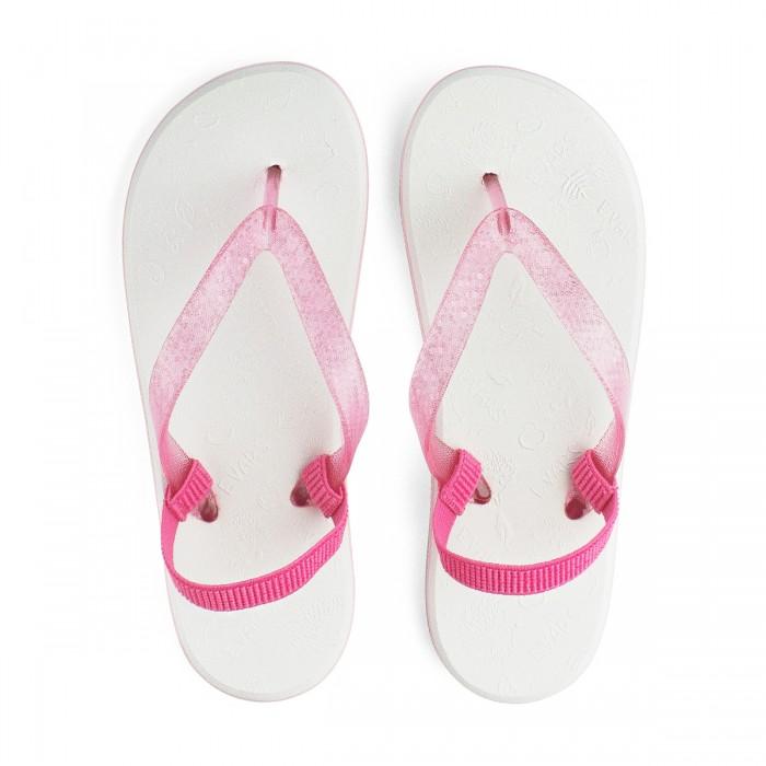 Пляжная обувь Evars Сланцы для девочек FunnyForest сланцы evars evars mp002xw1iohl