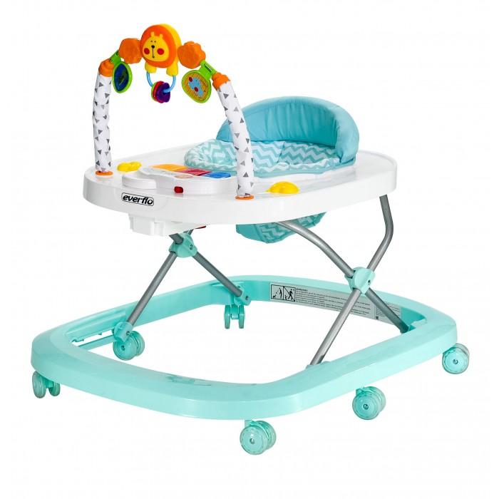 Детская мебель , Ходунки Everflo Leo WT707 арт: 370708 -  Ходунки