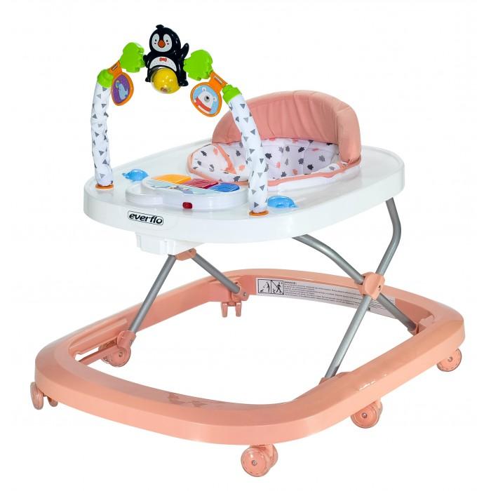 Детская мебель , Ходунки Everflo Penguin WT708 арт: 370718 -  Ходунки