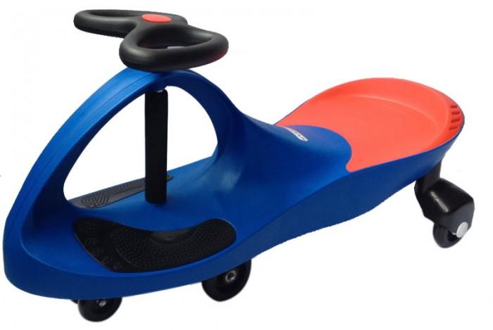 Каталка Everflo Машинка Smart carМашинка Smart carКаталка Everflo Машинка Smart car движется за счет центробежной силы от вращения руля вправо-влево, при данном действии машинка тут же реагирует и едет вперед. Используется на твёрдой или гладкой поверхности (паркет, ламинат, плитка, асфальт, бетон). Есть задний ход. Она манёвренна, и отлично разворачивается даже в ограниченном пространстве в узком коридоре или комнате.   Особенности:  Размеры: 80х30х28 см Вес: 3,2 кг Материал: Нержавеющая сталь, Нейлон, PP, ABS. Скорость: 10 км/ч Выдерживает нагрузку: до 80 кг<br>