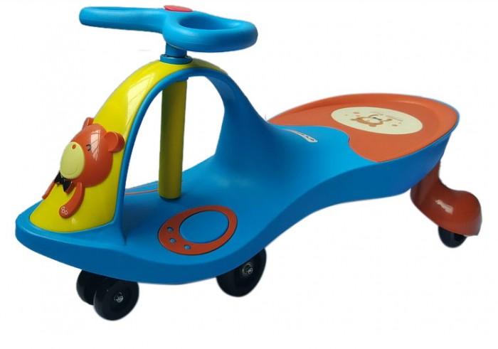 Каталка Everflo Машинка Smart car miniМашинка Smart car miniКаталка Everflo Машинка Smart car mini движется за счет центробежной силы от вращения руля вправо-влево, при данном действии машинка тут же реагирует и едет вперед. Используется на твёрдой или гладкой поверхности (паркет, ламинат, плитка, асфальт, бетон). Есть задний ход. Она манёвренна, и отлично разворачивается даже в ограниченном пространстве в узком коридоре или комнате.   Особенности:  Размеры: 80х30х28 см Вес: 3,2 кг Материал: Нержавеющая сталь, Нейлон, PP, ABS. Скорость: 10 км/ч Выдерживает нагрузку: до 80 кг<br>