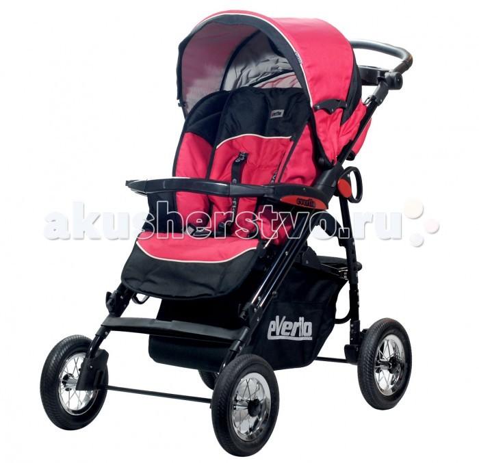 Детские коляски , Коляски-трансформеры Everflo РР-06 luxe DC арт: 263754 -  Коляски-трансформеры
