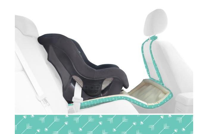Evenflo Защита-улавливатель Catchie под автокреслоЗащита-улавливатель Catchie под автокреслоEvenflo Защита-улавливатель Catchie под автокресло с функцией удержания детских игрушек, бутылочек, обуви, одеял, остатков еды и других вещей от попадания на пол.  Обеспечивает легкий доступ и предотвращает загрязнение автомобиля, а также избавляет от поиска потерянных игрушек  Особенности: Подходит для установки кресел против и по ходу движения Вещи и игрушки более не будут потеряны Защищает сиденье и пол автомобиля Простая и быстрая установка Легко очищается и не требует особого ухода 40% винил, 40% хлопок\полиэстер, 20% полифильтр.<br>