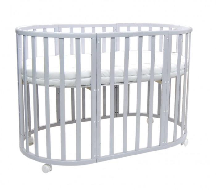 Кроватки-трансформеры Everflo Allure 7 в 1 ES-008