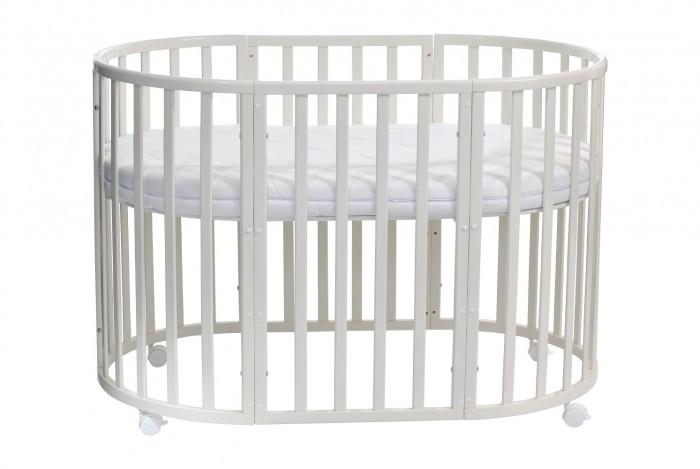 Кроватки-трансформеры Everflo Allure ES-008 детские кроватки kitelli kito orsetto качалка