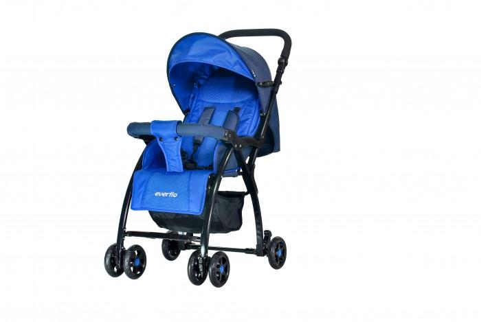 Прогулочные коляски Everflo Cricket Е-219 прогулочные коляски gesslein f4 air накидка на ножки