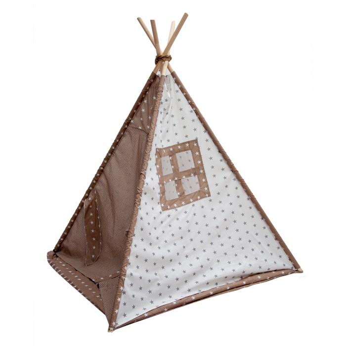 Купить Палатки-домики, Everflo Детская палатка-вигвам Hut ES-112