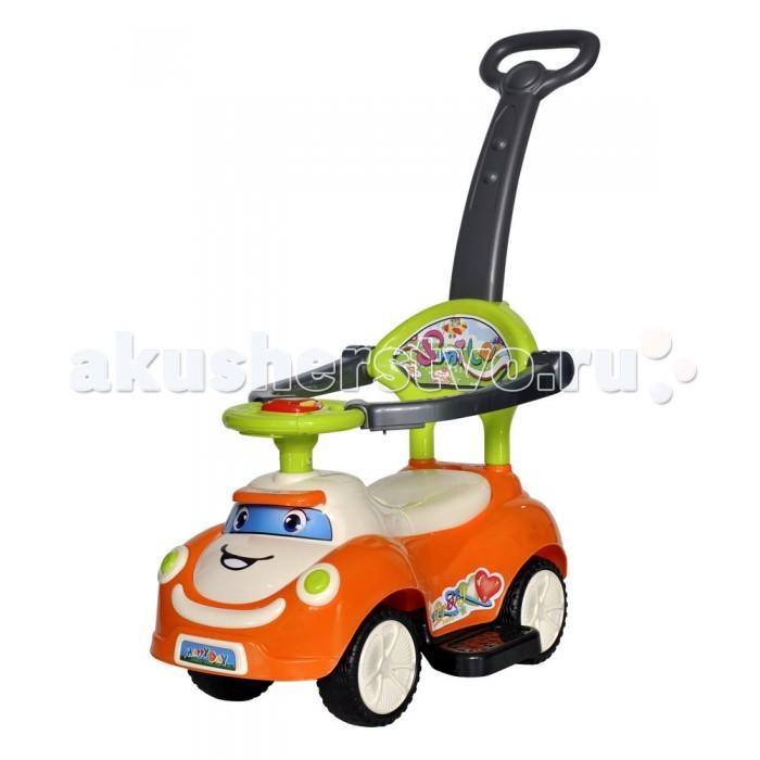 Детский транспорт , Каталки Everflo Happy times арт: 496516 -  Каталки