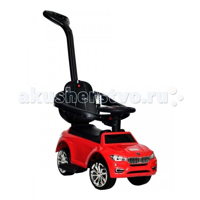 Детский транспорт , Каталки Everflo музыкальная Машинка Drive X6 арт: 534546 -  Каталки
