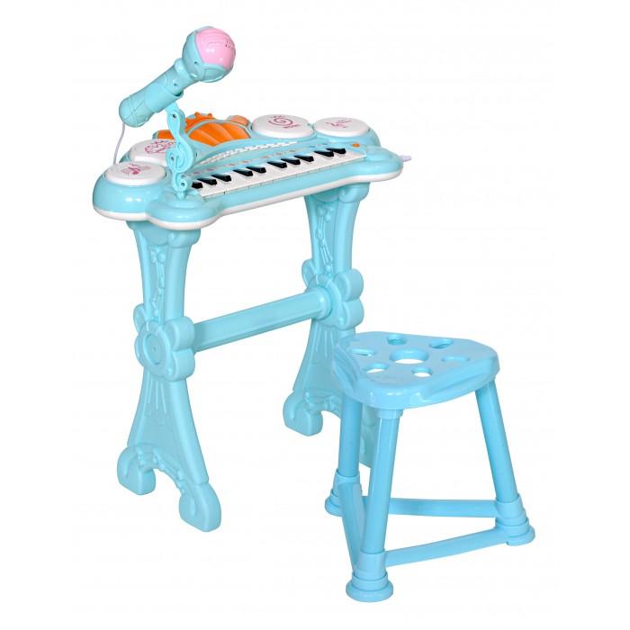 Музыкальный инструмент Everflo детский центр Пианино