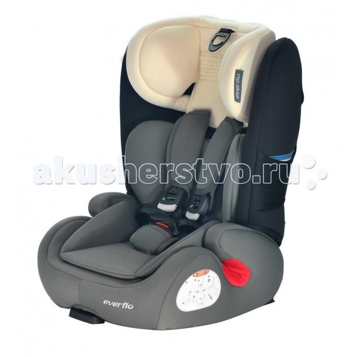 Детские автокресла , Группа 1-2-3 (от 9 до 36 кг) Everflo Safe арт: 402654 -  Группа 1-2-3 (от 9 до 36 кг)