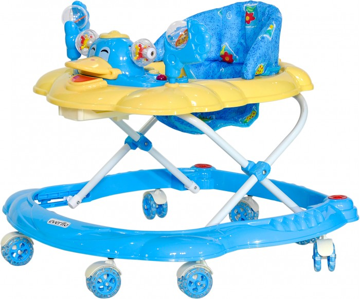 Детская мебель , Ходунки Everflo Утенок WT409 арт: 51974 -  Ходунки