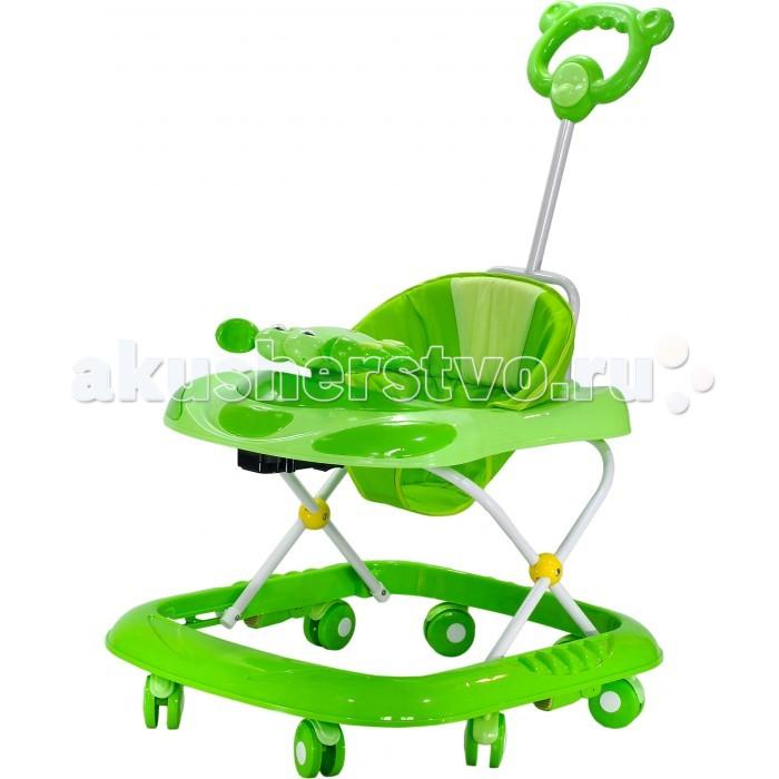 Детская мебель , Ходунки Everflo Весёлый крабик 618 арт: 348535 -  Ходунки
