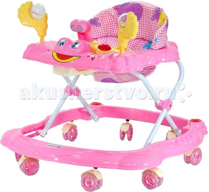 Ходунки BabyHit Развивающая игрушка-каталка Move&Play Sweets