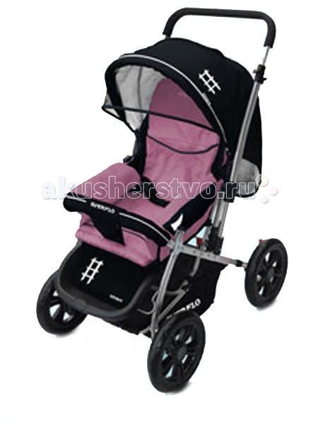 Прогулочная коляска Everflo Е-400 LuxeЕ-400 LuxeПрогулочная коляска Everflo Е-400 Luxe выполнена в элегантном дизайне с учетом прогрессивных материалов и технологий – это гарантия безопасности и комфорта вашего малыша.  Коляска очень просторная, имеет современный дизайн и выполнена с соблюдением всех норм безопасности и качества. Капюшон надежно защитит ребенка от солнца и дождя. В верхней его части расположено окошко, через которое мама всегда сможет увидеть, чем занят ее кроха. В холодную погоду ваш ребенок будет чувствовать себя на прогулке комфортно благодаря теплой накидке на ножки  Особенности: Имеет удобный механизм складывания 4 больших колеса обеспечивают высокую проходимость модели Ручка в коляске регулируется по высоте и является перекидной, так что малыш может ехать лицом по ходу движения или развернутым к маме Между колесами установлена корзина для покупок В данной модели предусмотрен ручной тормоз В прогулочном варианте безопасность маленького пассажира обеспечивается ремнями и перекладиной Положение спинки сидения можно изменять от вертикального до горизонтального.  Вес 7 кг<br>