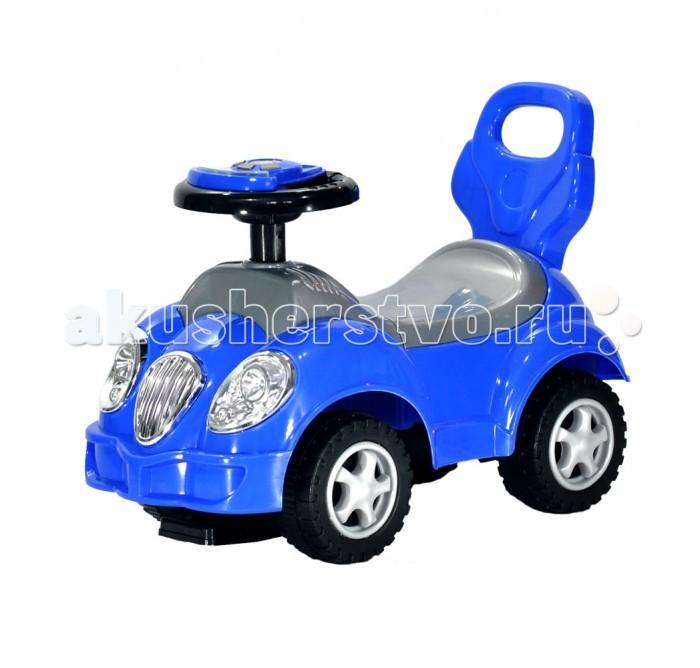 Каталки Everflo Машинка 557W каталка машинка s s toys bambini пластик от 6 месяцев музыкальная разноцветный