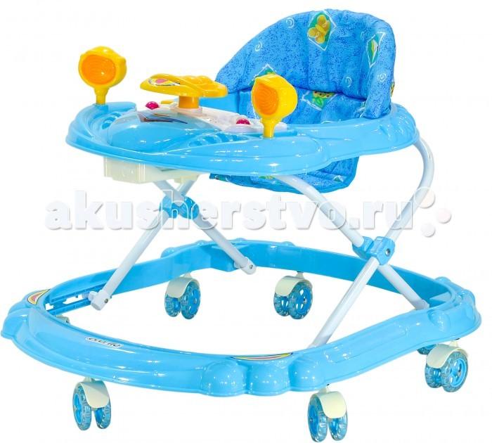 Детская мебель , Ходунки Everflo Машинки WT410 арт: 51988 -  Ходунки