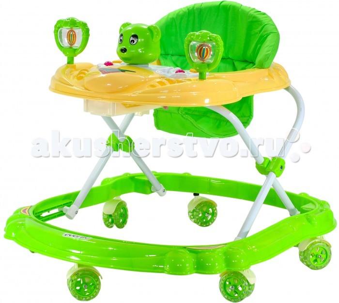 Детская мебель , Ходунки Everflo Медвежонок WT415 арт: 51994 -  Ходунки