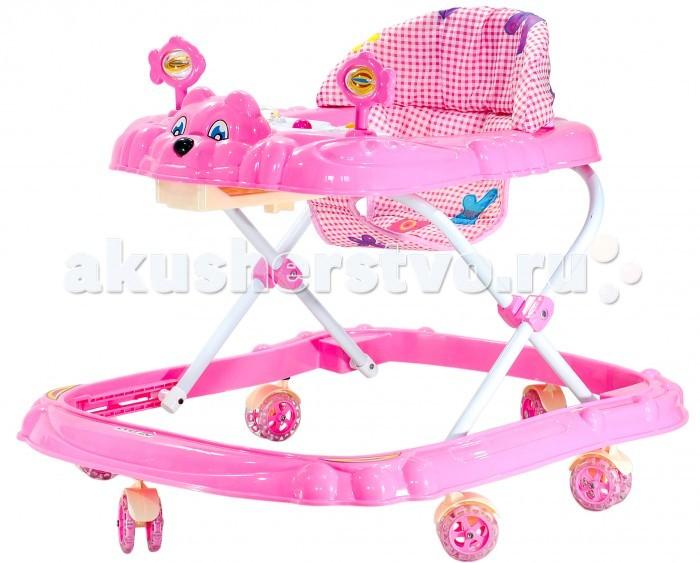 Детская мебель , Ходунки Everflo Мишутка WT416 арт: 51996 -  Ходунки