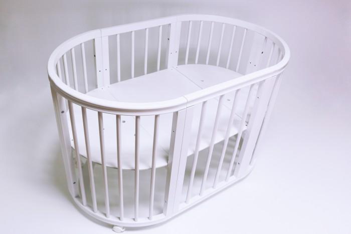 EvoBaby Маятник поперечный для кроватки 7 в 1Маятник поперечный для кроватки 7 в 1Удобная и надежная конструкция создаст возможность для удобного укачивания малыша. Изготовлен из экологически чистых и полностью безопасных для детей материалов. Совместим с кроватью-трансформер EvoBaby 7 в 1.  Характеристики: материалы экологически чистые и полностью безопасные для детей   массив березы используются нетоксичные лаки и краски на водной основе соответствует европейским стандартам безопасности универсальный маятник помогает без усилий убаюкать малыша удобная и надежная конструкция совместим с кроватью-трансформер EvoBaby 7 в 1<br>