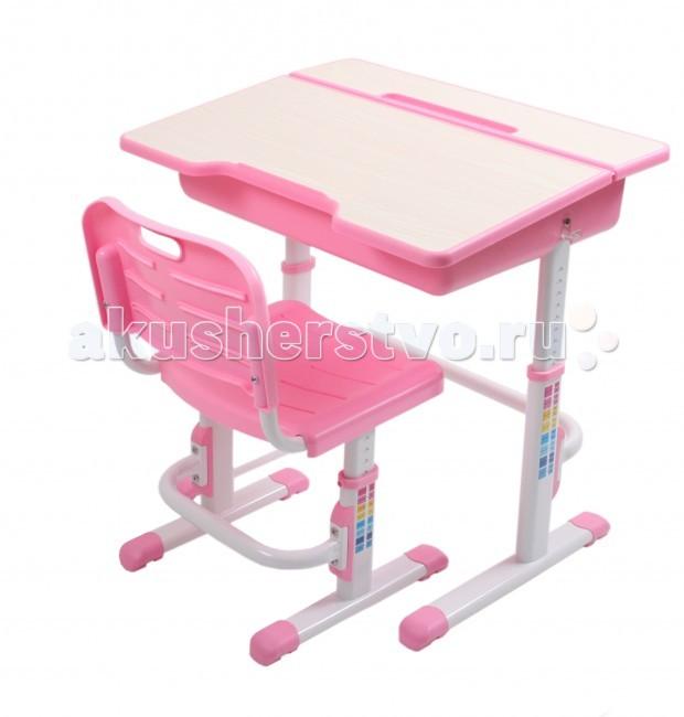 Купить Комплект стол+стул трансформер Study 2, EvoLife Комплект стол+стул трансформер Study 2, EvoLife
