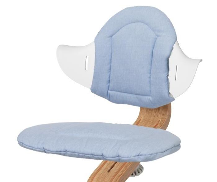 Детская мебель , Вкладыши и чехлы для стульчика Evomove Чехол для стульчика Nomi арт: 28333 -  Вкладыши и чехлы для стульчика