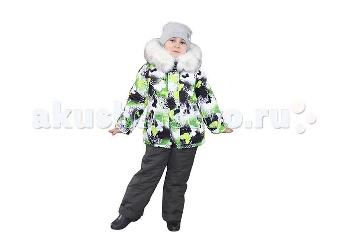 Эврика Комплект для девочки БабочкиКомплект для девочки БабочкиЭврика Комплект для девочки Бабочки  Комплект (куртка + полукомбинезон) для девочки зимний прекрасный вариант для холодной погоды. Температурный режим до -40 С.  Расположение застежки - молнии позволит легко снимать и одевать данное изделие.   Состав:  - Материал верха: Membrane 3000/3000 - 100% полиэстер.   - Утеплитель: Termofinn  300 гр - 100% полиэстер.  - Подкладка: Флис - 100% полиэстер.  - Опушка съемная - мех искусственный.   Уход: Автоматическая стирка до 30°<br>