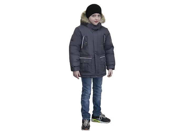 Детская одежда , Куртки, пальто, пуховики Эврика Куртка для мальчика М-672 арт: 370038 -  Куртки, пальто, пуховики