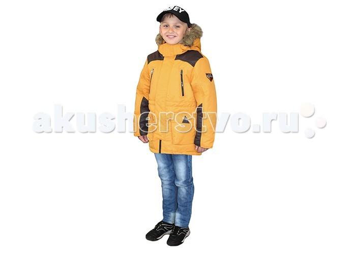 Эврика Парка для мальчика М-674Парка для мальчика М-674Эврика Парка для мальчика М-674   Зимняя парка для мальчика прекрасный вариант для холодной погоды. Температурный режим до -40 С.  Расположение застежки - молнии позволит легко снимать и одевать данное изделие.   Состав:  - Материал верха: Membrane 3000/3000 - 100% полиэстер.   - Утеплитель: Termofinn 300 гр - 100% полиэстер.  - Подкладка: полиэстер, мех искусственный - вельбоа.  - Опушка съемная: мех искусственный.  Уход: Автоматическая стирка до 30°<br>