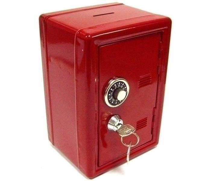 Сейфы Эврика подарки и удивительные вещи Копилка сейф с ключом