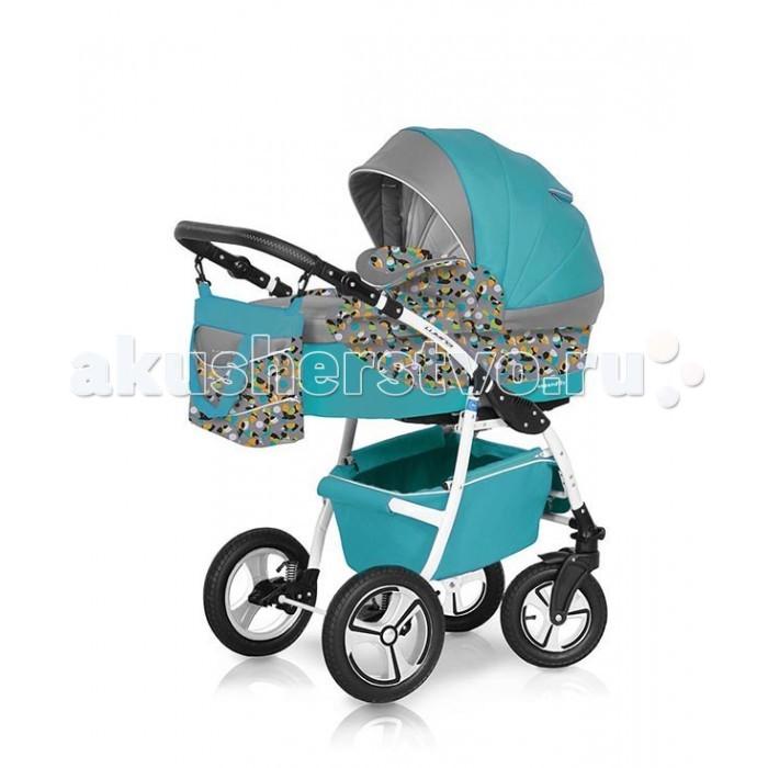 Коляска-люлька Expander LuminaLuminaКоляска-люлька Expander Lumina предназначена для детей с рождения и до 3-х лет. Стильные расцветки материала с добавлением орнаментных тканей.     В комплект коляски входит спальная люлька для новорожденного и прогулочный блок для подросшего малыша, которые можно устанавливать по ходу движения или против хода движения. Люлька коляски  комфортная и удобная, сделана внутри из 100 % хлопка. Дно люльки – жесткое, это очень важно для правильного формирования позвоночника новорожденного малыша.   Прогулочное сидение легко устанавливается на раму, имеет пятиточечные ремни безопасности, съемный бампер, регулируемое положение спинки. Для удобства родителей предусмотрены регулировка высоты ручки, корзина для покупок и сумка для мамы.   Колеса надувные, камерные, с современной системой амортизации. Передние поворотные колеса с фиксатором делают эту модель коляски маневренной и легкоуправляемой. Задние колеса, обеспечивают хорошую проходимость и позволяют преодолевать любые препятствия по бездорожью на прогуле.   Размеры и вес:  Размеры внутренние люльки: длина 76 см, ширина 37 см, высота 20 см вес люльки: 4,73 кг Размеры прогулочного блока: ширина 36 см, длина  84 см, вес: 4,3 кг Вес рамы: 8,2 кг Вес рамы + люлька: 12,9 кг  Вес рамы + прогулочный блок: 12,5 кг  Размер коляски в разложенном виде (ШхДхВ): 60х98х125 см Диапазон регулировки ручки по высоте: 77-116 см от пола.<br>