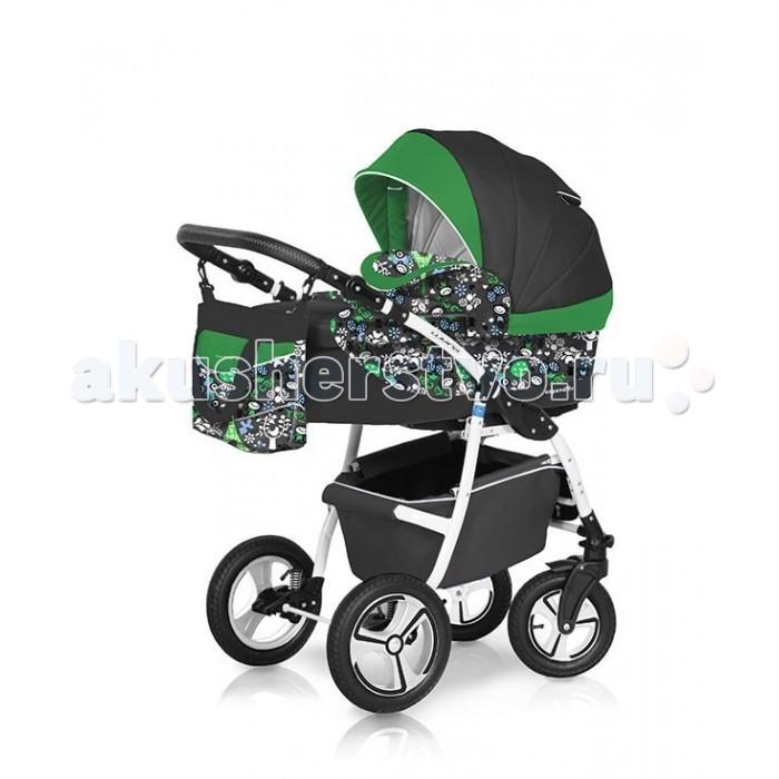 Коляска Expander LuminaLuminaКоляска-люлька Expander Lumina предназначена для детей с рождения и до 3-х лет. Стильные расцветки материала с добавлением орнаментных тканей.     В комплект коляски входит спальная люлька для новорожденного и прогулочный блок для подросшего малыша, которые можно устанавливать по ходу движения или против хода движения. Люлька коляски  комфортная и удобная, сделана внутри из 100 % хлопка. Дно люльки – жесткое, это очень важно для правильного формирования позвоночника новорожденного малыша.   Прогулочное сидение легко устанавливается на раму, имеет пятиточечные ремни безопасности, съемный бампер, регулируемое положение спинки. Для удобства родителей предусмотрены регулировка высоты ручки, корзина для покупок и сумка для мамы.   Колеса надувные, камерные, с современной системой амортизации. Передние поворотные колеса с фиксатором делают эту модель коляски маневренной и легкоуправляемой. Задние колеса, обеспечивают хорошую проходимость и позволяют преодолевать любые препятствия по бездорожью на прогуле.   Размеры и вес:  Размеры внутренние люльки: длина 76 см, ширина 37 см, высота 20 см вес люльки: 4,73 кг Размеры прогулочного блока: ширина 36 см, длина  84 см, вес: 4,3 кг Вес рамы: 8,2 кг Вес рамы + люлька: 12,9 кг  Вес рамы + прогулочный блок: 12,5 кг  Размер коляски в разложенном виде (ШхДхВ): 60х98х125 см Диапазон регулировки ручки по высоте: 77-116 см от пола.<br>