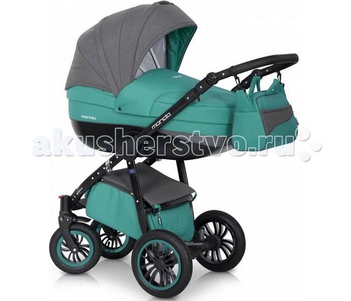 Коляска Expander Mondo Black 2 в 1Mondo Black 2 в 1Детская коляска Expander Mondo Black 2 в 1 - обладает красивым дизайном и превосходными техническими характеристиками, отлично подходит для российских условий.   Модель может использоваться как зимой, так и летом. Подходит для новорожденных детей и малышей до 3-х лет. Имеется возможность установить совместимое автокресло 0+ (дополнительная опция).  Люлька: Просторная пластиковая люлька с регулируемым подголовником Люлька устанавливается в 2х направлениях лицом к маме, лицом к дороге Съемная подкладка с возможностью стирки Капюшон складной, съемный с вентиляционным окошком Кожаная ручка, для использования люльки в качестве переноски Внутренняя отделка люльки выполнена из натурального хлопка со стеганным синтепоном  Прогулочный модуль: Регулируемая спинка в 4-х положениях, включая горизонтальное Регулируемая подножка Защитная перегородка с регулировкой высоты  Шасси: Новейшая конструкция рамы делает коляску более удобной и маневренной Комфортная амортизация Надежный тормоз Эргономичная кожаная ручка с регулировкой высоты в 5 положениях Шасси (59 см) - входит в любой лифт  Размеры люльки внутренние: длина 80 см,ширина 37 см,высота 22 см. Регулировки ручки (от земли): 77 см - 121 см Размеры сиденья: ширина 32 см,глубина 25 см,высота спинки 41 см,длина подножки 18 см.<br>