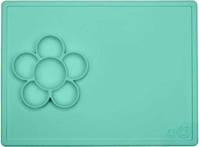 Аксессуары для кормления , Посуда Ezpz Низкая тарелка-цветочек Play Mat арт: 347935 -  Посуда