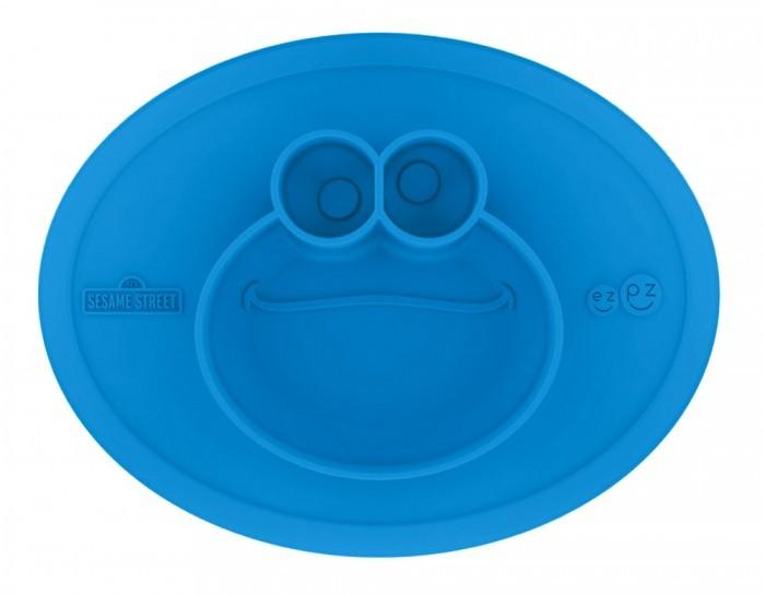 Купить Посуда, Ezpz Тарелка Cookie Monster Mat Limited Edition