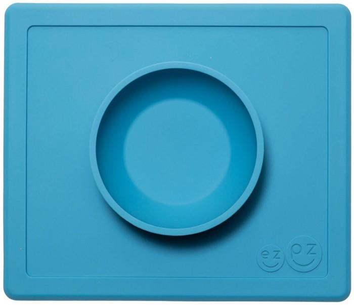 Купить Посуда, Ezpz Глубокая тарелка для каш и супов Happy Bowl 240 мл