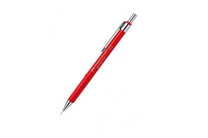 Карандаши, восковые мелки, пастель Faber-Castell Карандаш механический TK-Fine 2315 HB 0.5 мм