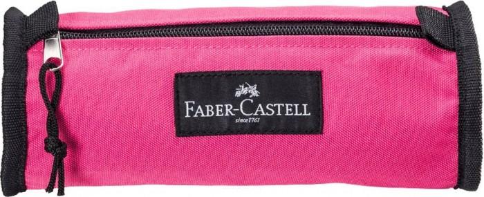 Пеналы Faber-Castell Пенал простой увеличенный пеналы faber castell пенал простой увеличенный розовый