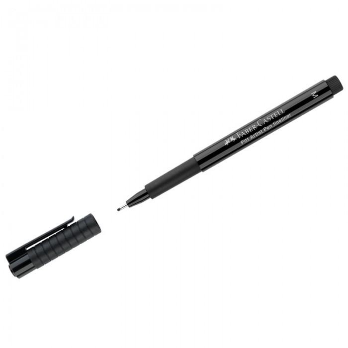 Канцелярия Faber-Castell Ручка капиллярная Pitt Artist Pen Fineliner M 0.7 мм