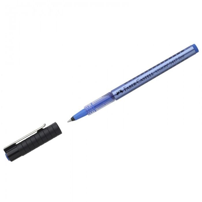 Канцелярия Faber-Castell Ручка-роллер Vision 0.7 мм одноразовая