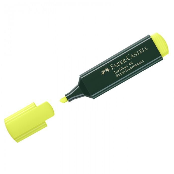 Канцелярия Faber-Castell Текстовыделитель 48 Superfluorescent 1-5 мм