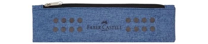 Пеналы Faber-Castell Школьный пенал Grip пенал faber castell 191802