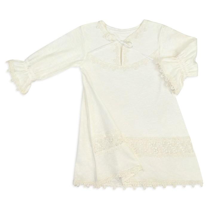 Крестильная одежда Фабрика Бамбук Крестильное кружевное платье для девочки 960687 фото