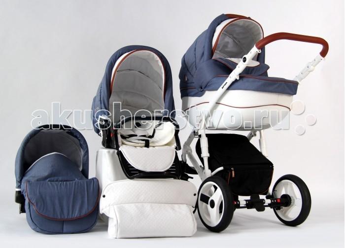 Детские коляски , Коляски 3 в 1 Farfello Afina 3 в 1 арт: 307349 -  Коляски 3 в 1