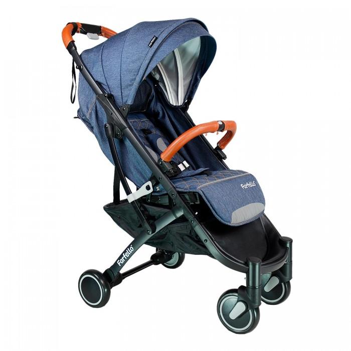 Купить Прогулочные коляски, Прогулочная коляска Farfello D100 экокожа