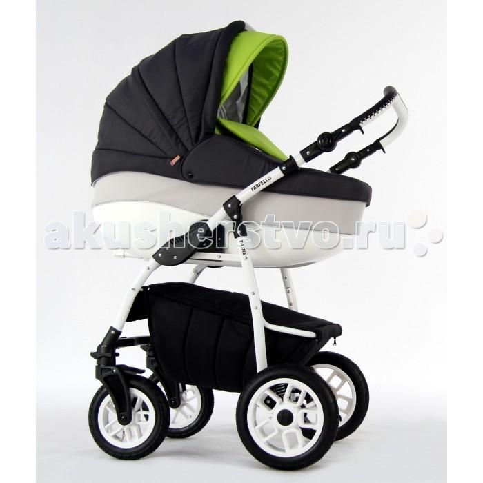 Детские коляски , Коляски 2 в 1 Farfello Fortuna F-Line 2 в 1 арт: 300436 -  Коляски 2 в 1
