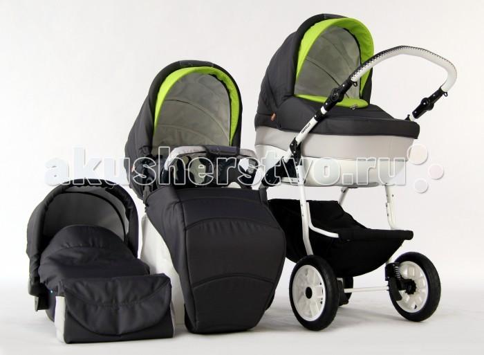 Детские коляски , Коляски 3 в 1 Farfello Fortuna F-Line 3 в 1 арт: 144495 -  Коляски 3 в 1