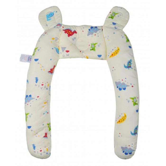 Купить Подушки для малыша, Farfello Мягкие защитные барьеры W2 Динозавры