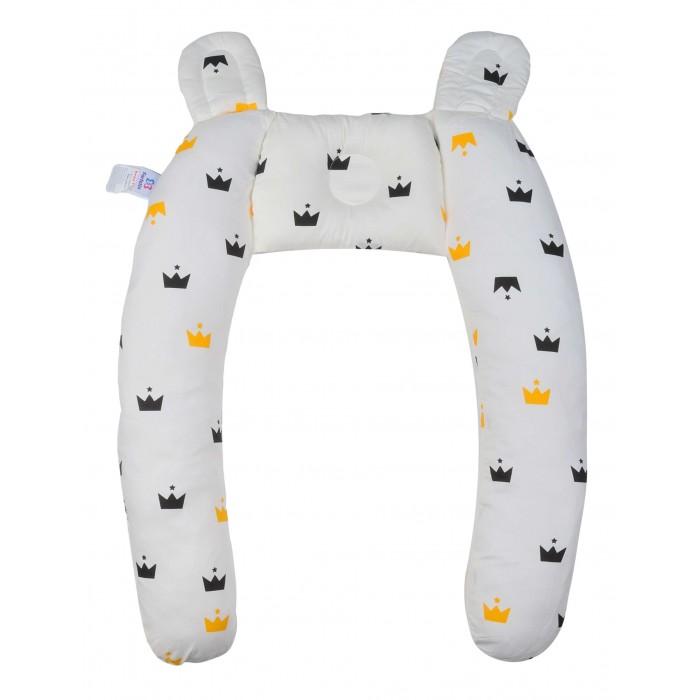 Купить Подушки для малыша, Farfello Мягкие защитные барьеры W2 Короны
